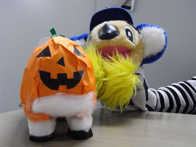 かぼちゃとどあら