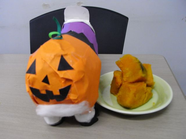 カボチャとかぼちゃ