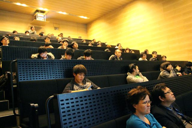lecture of prof  georg s u00fcss